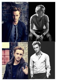 """""""Happy Birthday Tom Felton! 29"""" by jackfrost1904 ❤ liked on Polyvore featuring art"""