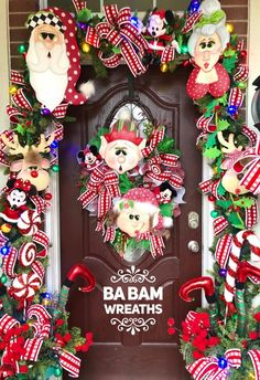 No automatic alt text available. Outdoor Christmas Garland, Christmas Swags, Whimsical Christmas, Christmas Door, Cozy Christmas, Modern Christmas, All Things Christmas, Christmas Decorations, Xmas