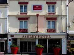 Le Mans Ashley Hotel France, Europe Ideally located in the prime touristic area of Nord Gare, Ashley Hotel promises a relaxing and wonderful visit. Featuring a complete list of amenities, guests will find their stay at the property a comfortable one. Free Wi-Fi in all rooms, Wi-Fi in public areas, car park, coffee shop, elevator are just some of the facilities on offer. Each guestroom is elegantly furnished and equipped with handy amenities. The hotel offers various recreation...