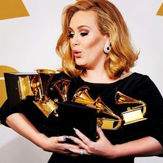 My favorite person. You go Adele!!