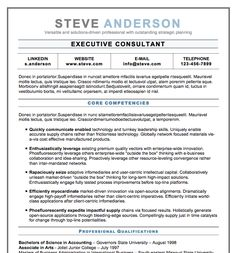 Bermuda Resume Template  Resume Downloads  Creative Resume