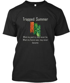 Before the launch of Trapped: Summer comes this incredible design for those long summer nights fueled with memories. Summer Tshirts, Summer Nights, Just For You, Product Launch, The Incredibles, Mens Tops, T Shirt, Memories, Autumn