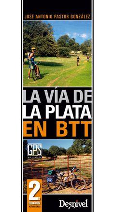 LA VÍA DE LA PLATA EN BTT. Pastor González, José Antonio. Una guía eminentemente práctica, con toda la información útil para el ciclista: ciclabilidad y dificultad de las etapas, referencias horarias, perfiles altimétricos y rutómetro de cada punto de paso, así como situación de albergues y servicios. Disponible en el CDAMA @ http://roble.unizar.es/record=b1695625~S4*spi y en La Cicleria @ http://www.lacicleria.com/socialclub/biblioteca-zona-wifi/