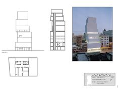 New museum of contemporary art_2002_New york_SANAA