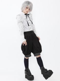 Ouji Kodona japanese fashion style                  The shoes are little much for me but I love the ouji style