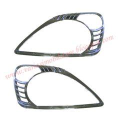 Garnish Depan / Cover Headlamp ini khusus untuk mobil New CRV. Info Pemesanan Hubungi Budi Susanto 087722739300.