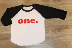first birthday shirt by myeverydaydesign on Etsy