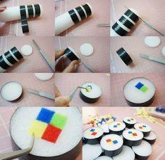 7501번 김밥놀이 (20개분량) Art Lessons, Art For Kids, Activities, Desserts, Crafts, Kindergarten, Food, Color Art Lessons, Art For Toddlers