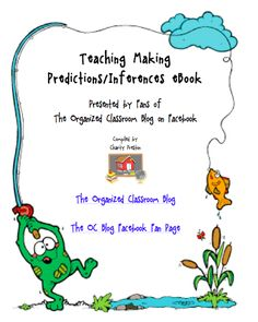 Teaching Making Predictions and Inferences eBook - pinned by @PediaStaff – Please Visit  ht.ly/63sNt for all our pediatric therapy pins