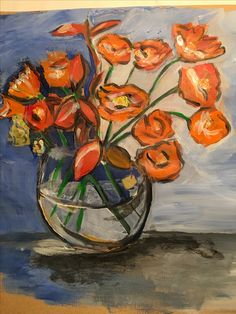 Floral Paintings, Abstract, Art, Summary, Art Background, Kunst, Performing Arts, Flower Paintings