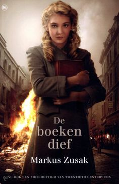The Book Thief is a 2013 American-German war drama film directed by Brian Percival and starring Geoffrey Rush, Emily Watson, and Sophie Nélisse. The film is based on the 2005 novel The Book Thief by Markus Zusak and adapted by Michael Petroni. Markus Zusak, Book Of Love, This Book, Love Movie, Movie Tv, Film Gif, Emily Watson, Beau Film, Books Online