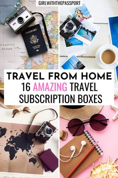 Travel from Home Ideas | Travel Gift Basket | Travel Gifts | Travel Gifts for Her | Travel Gift Ideas | Travel Subscriptions | Travel Subscription Boxes | Travel Gifts Ideas for Women | Travel Gift ideas for Him | Travel Gift Basket Ideas | Unique Travel Gifts | Unusual Travel Gifts | Travel Gift List #TravelGifts #UniqueGifts #TravelGiftBaskets His Travel, Travel Usa, Travel Gadgets, Travel Hacks, Virtual Travel, Travel Reviews, Travel Advice, Travel Guide, Worldwide Travel