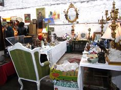 The Antiques Garage, NYC  112 W 25th St (between Sixth and Seventh Ave) Chelsea  NYC