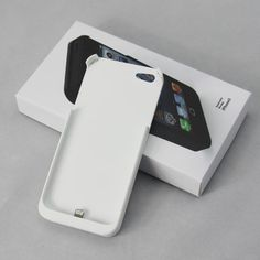 QI Wireless Charger Pad Kit + Wireless Receiver Case For iPhone5