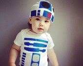 Robot Baby Costume - Baby Clothes. $48.00, via Etsy.