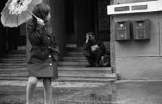Почтовые ящики. Новокузнецк. 1980 г.