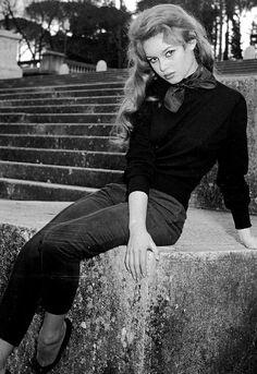 Brigitte Bardot, c. 1956
