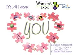Our Lebanon County Women's Expo will be taking place tomorrow, October 5th at the Lebanon Expo Center. We hope that YOU will join us!!