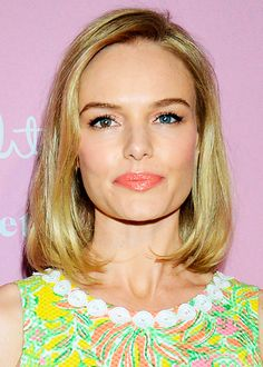 Kate Bosworth  Love Kate's lips? You can recreate this look with Lucrative Lip Gloss in Lovesick!