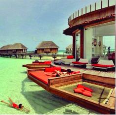 Sonho de consumo! Bora Bora