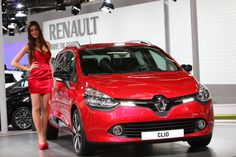 Renault Clio at Bologna Motor Show 2012 by Renault Official