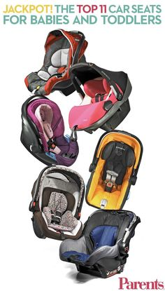 Keep Baby safe while you're on-the-go in these, our best car seats for tots and toddlers.