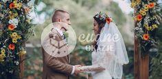 Piękna złota jesień to doskonały czas na ślub. Zainspiruj się porą roku i dopasuj ślubny bukiet, dekoracje sali i papeterię ślubną do Waszej uroczystości.