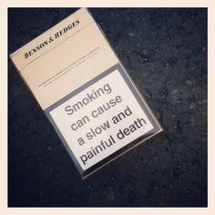 Smoking is bad. #brooklyn #streetart