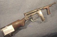 Пистолет-пулемёт United Defense UD M42: sassik
