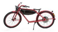 MEIJS Motorman - the 100% electric moped from Maastricht