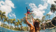 GoPro Channel   Family Pool Time