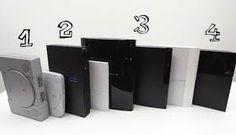Playstation Evolution