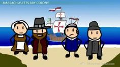 The Mayflower and the Plymouth Rock Settlement - Free Video Lessons - History 103: U.S. History I Course