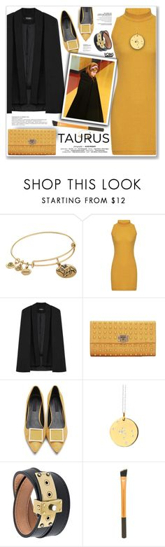 """""""LOVE YOINS"""" by nanawidia ❤ liked on Polyvore featuring Alex and Ani, Catherine Zoraida and Lanvin"""