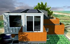 Container House 1 | Flickr - Photo Sharing!