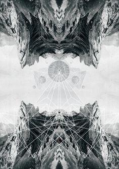Album cover by Leif Podhajsky