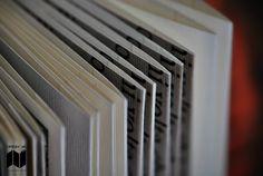 """flutter photobook handbinding by L'atelier de """"Le piccole virtù"""""""