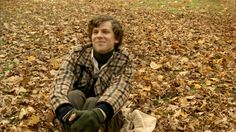 Jesse Eisenberg as Mills Joaquin in 'The Living Wake' (2007)