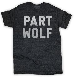part wolf tee – Buy Me Brunch