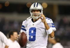 Tony Romo cashes in with the Cowboys.