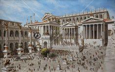 Roman Forum 1st century CE