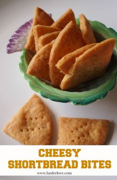 easy recipe for cheesy shortbread bites the perfect nibble for parties Scottish Recipes, Irish Recipes, Recipes Appetizers And Snacks, Savory Snacks, Easy Cooking, Cooking Recipes, Savoury Biscuits, Savoury Pies, Nibbles For Party
