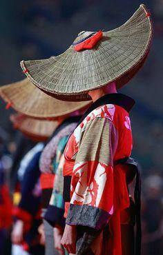 The Kimono Gallery — handa: Festa Japan 2016 a photo from Tokyo,. Japanese Kimono, Japanese Art, Japanese Beauty, Folk Costume, Costumes, Look Kimono, Cultures Du Monde, Art Asiatique, Art Japonais