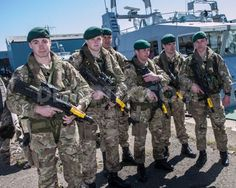 best dating a royal marine commando