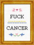 Made this for my friend Mark when he was diagnosed with pancreatic cancer. We laughed and laughed. I miss that.