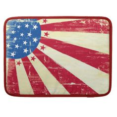 *I Love America Collection Sleeves For MacBooks