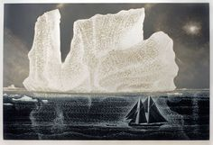 David Blackwood Newfoundland And Labrador, Orcas, Cnd, Canadian Artists, Etchings, Whales, Visual Merchandising, The Rock, Great Artists