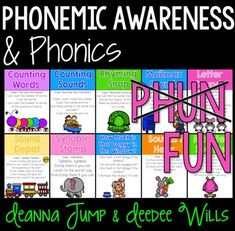 Phonemic Awareness a
