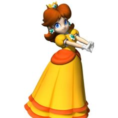 I am Daisy! Which Super Mario Character Are You?