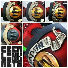 www.crealinkarts.com #warhammer40k #40k #airbrush #bloodangel #art #wargames…